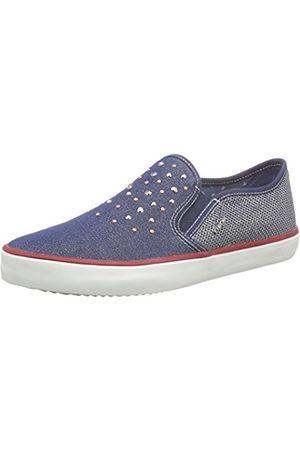 Geox Jr Kiwi Girl D, Girls' Loafers