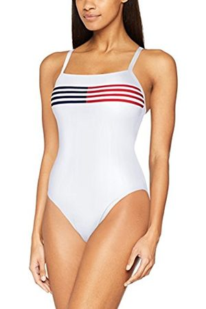 Tommy Hilfiger Women's One-Piece Swimsuit