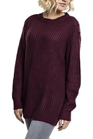 Urban classics S Women's Ladies Basic Crew Sweater Jumper