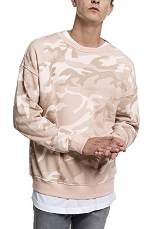 Urban classics S Men's Camo Crewneck Jumper