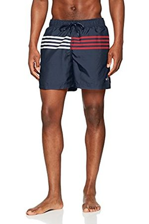 Tommy Hilfiger Men's Drawstring Swim Trunks