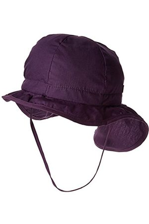 Melton Girls Hats - Girl's Sonnenhut Mit Nackenschutz UV 30+, UNI Cap