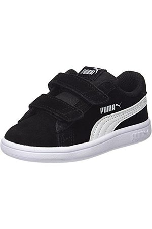 Puma Trainers - Unisex Babies' Smash V2 SD V Inf Low-Top Sneakers