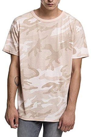 Urban classics S Men's Camo Oversized Tee T-Shirt