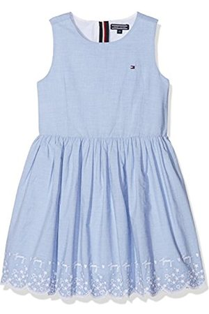 Tommy Hilfiger Girl's Charming Embroidery Slvls Dress