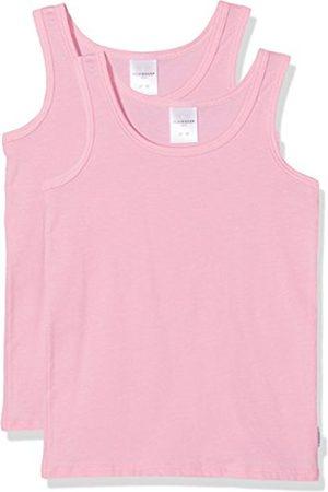Schiesser Girl's 95/5 2pack Hemd 0/0 Vest