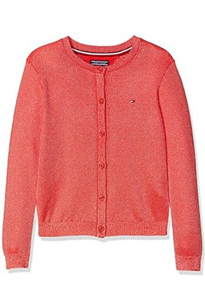 Tommy Hilfiger Girl's AME Bright Shine Cardigan Sweat Jacket