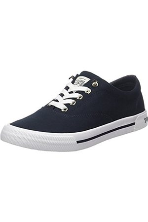 Tommy Hilfiger Women's Heritage Textile Low-Top Sneakers