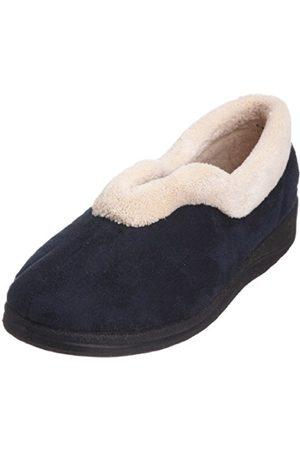 Padders Women's Carmen Navy Fleece and Fur Lined 417 7 UK