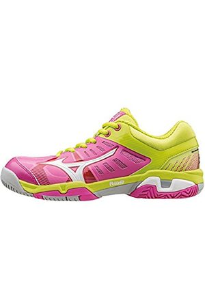 Mizuno Women's Wave Exceed SL AC Wos Tennis Shoes Pink Size: 5.5-6