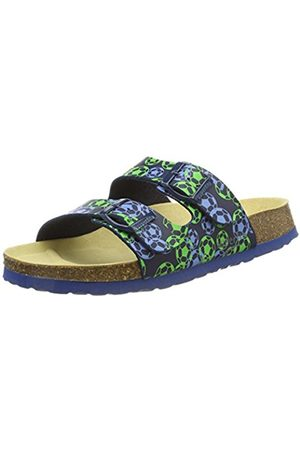 Superfit Boys' Fussbettpantoffel Open Back Slippers