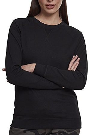 Urban classics Women's Ladies Terry Raglan Crew Jumper