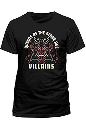 Cid Men's VD-BBQSA005 T-Shirt