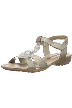 Remonte Women's R3641 T-Bar Sandals