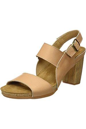 El Naturalista Women's N5020 Open Toe Heels