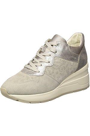 Womens D Happy C Low-Top Sneakers Geox r8JAT9