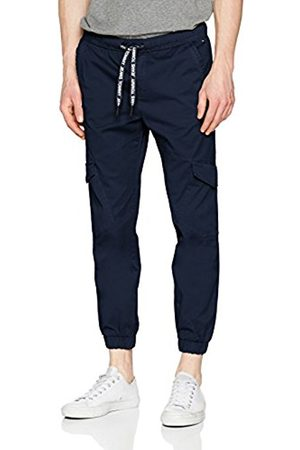 Tommy Hilfiger Men Cargo Trousers - Men's TJM Soft Jog Cargo Trouser