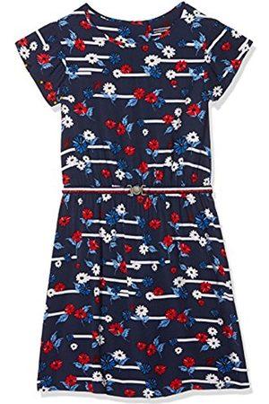 Tommy Hilfiger Girl's Playful Flower Print S/s Dress