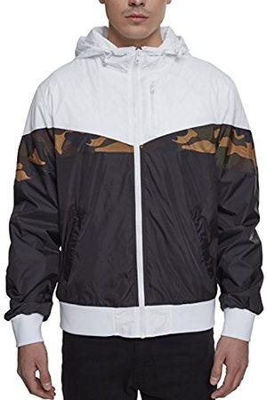 Urban classics Men's Advanced Arrow Windrunner Jacket