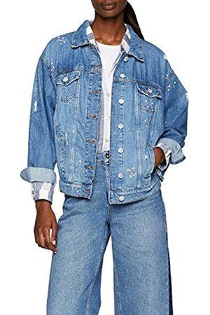 Esprit Women's 048cc1g006 Denim Jacket