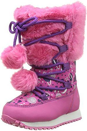 287d2bd6beeb Agatha Ruiz de la Prada Girls  171985b Snow Boots Size  11
