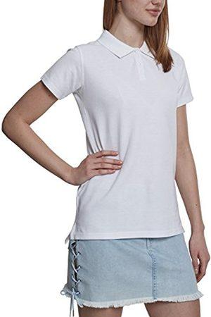 Urban classics Women's Ladies Wash Tee Polo Shirt