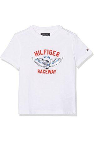 Tommy Hilfiger Boy's Raceway Applique Tee S/s T-Shirt