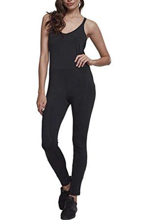 Urban classics Women Jumpsuits & Playsuits - Women's Ladies Tech Mesh Jumpsuit