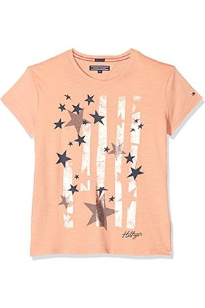 Tommy Hilfiger Girl's Bright Stars Tee S/s T-Shirt