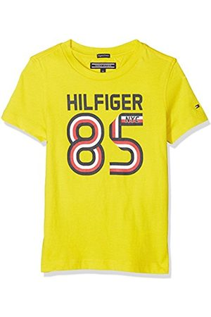 Tommy Hilfiger Boy's AME Global Stripe Series Tee S/s T-Shirt