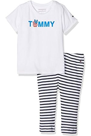 Tommy Hilfiger Baby Charming Logo 2piece Giftbox Clothing Set