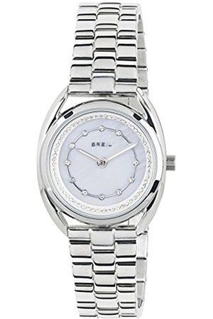 Breil Ladys' PETIT WATCH Collection MOP dial 2 Hands QUARTZ movement and STEEL BRACELET TW1650