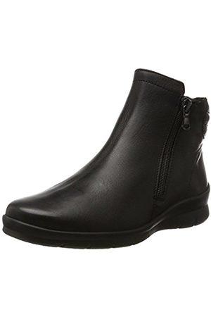 Semler Xenia, Chelsea Boots Femme, (Schwarz 001), 40 EU