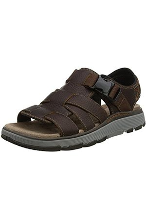 Clarks Men's Un Trek Cove Sling Back Sandals