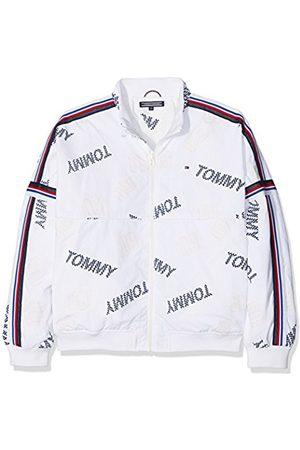 Tommy Hilfiger Girl's S Surprise Print Jacket Bright 123