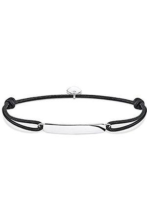 Thomas Sabo Women 925 Sterling Silver Charm Bracelet of Length 22cm LS056-173-11-L22v