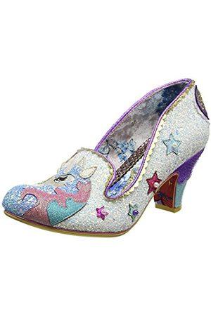 Irregular Choice Women's Little Misty Closed-Toe Heels