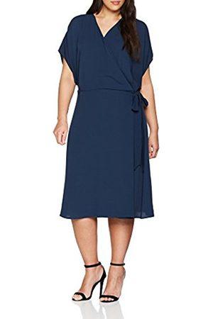 Womens Wickelkleid Party Dress Ulla Popken VaWs71RTh7