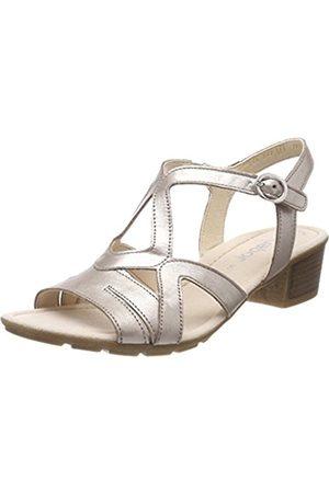 85d14dfc96b Gabor Shoes Women s Casual Ankle Strap Sandals (Muschel) 6.5 UK