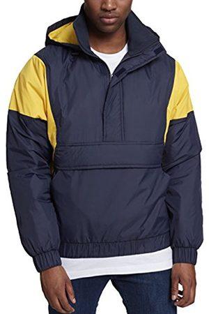 Urban classics Men's 2 Tone Pull Jacket