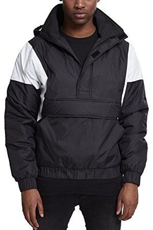Urban classics S Men's 2 Tone Pull Jacket