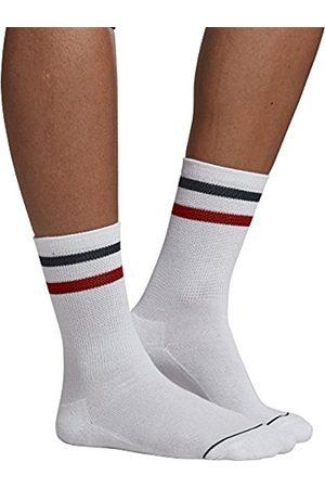 Urban classics S Men's 3-Tone College 2 Pack Socks