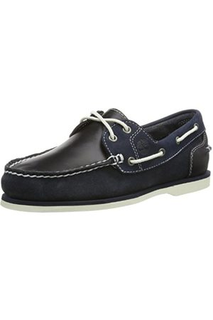 Timberland Classic Leather, Women's Mocassins, (Navy 484)