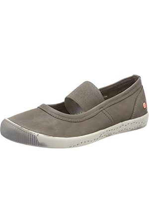 softinos Women's Ion446sof Mary Jane, (Taupe) 004