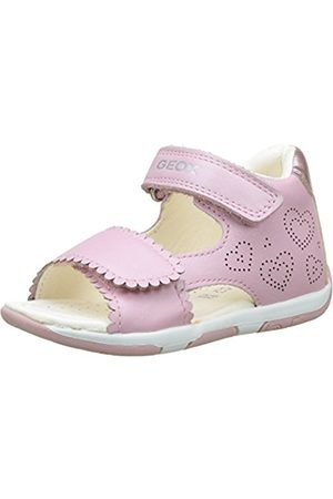 Geox Baby Girls' B Tapuz B Open Toe Sandals
