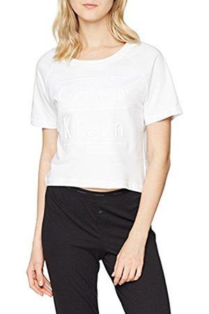 Calvin Klein Women's S/s Crew Neck Pyjama Top