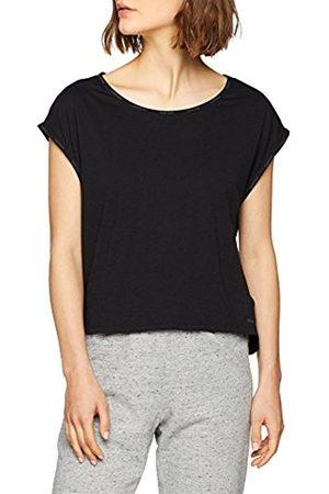 Calvin Klein Women's S/s Curve Neck Pyjama Top
