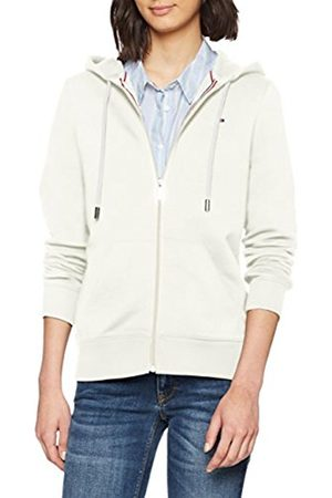 Tommy Hilfiger Women's Flag Sweat Hood Cardi Cardigan