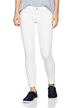 Pepe Jeans Pepe Jeans Women's Ripple Skinny Jeans, White (Denim)