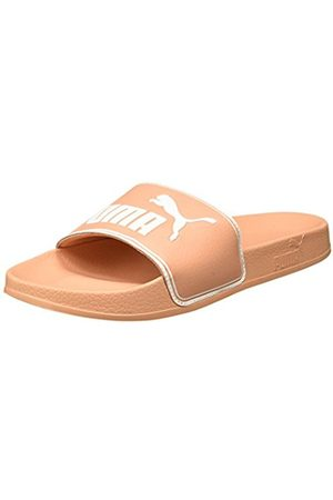 Puma Unisex Adults' Leadcat Beach and Pool Shoes, (Muted Clay )